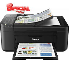 NEW Canon PIXMA TR4522 Compact Wireless All-in-One Inkjet Printer NO INK