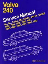 1983-1993 1989 1990 1991 1992 Volvo 240 Shop Service Repair Manual