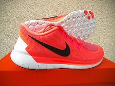 WMNS Nike Free  5,0 Lauf- Freitzeitschuhe  Gr 40 Orange 724383 801  Neu u. Ovp.
