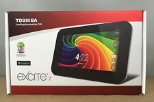 "Toshiba eXcite 7 AT7-A8 7"" Tablet 1GB 8GB eMMC WiFi BT Android PDA0GU-002001 NEW"
