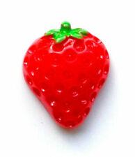 Strawberry Lapel Pin