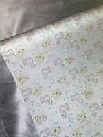 """1 MTR CHARCOAL GREY VINTAGE CIRCLE PRINT 100/% COTTON 45"""" WIDE NEW IN STOCK"""