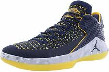 Air Jordan XXXII 32 Low Michigan Wolverines Basketball Shoes Men's Size 10 US