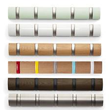 Appendiabiti da parete Flip 5 Hooks Umbra vari colori