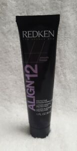 Redken Align 12 Protective Smoothing Lotion ‑ 1 oz NEW