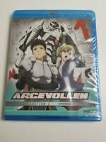 Argevollen: Collection 1 (Blu-ray Disc, 2015)