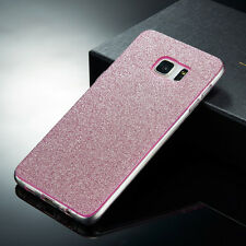 Bling Glitter Ultra Thin Soft Gel TPU Case Cover For Samsung Galaxy S7 S8 J3 J5