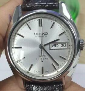 VINTAGE KING SEIKO HI-BEAT AUTOMATIC MOVEMENT 5626 WATCH
