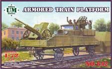 UM-MT 1/72 Blindé Train Plateforme # 642