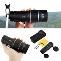 Optical 16x52 HD Monocular Hunting Camping Hiking Telescope IR Vision Outdoor US