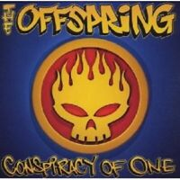 "THE OFFSPRING ""CONSPIRACY OF ONE"" CD NEUWARE"
