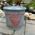 Vintage Falls City Angler's Choice Minnow Bucket No. 710 Dylite Float