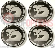 NEW GENUINE HSV Commodore VT, VX or VY Wheel Centre Caps Set (4)