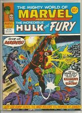 Mighty World of Marvel / Incredible Hulk : comic book #269 from November 1977