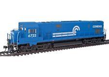 BOWSER 23982 HO Scale Alco C628 Conrail #6722 LOCOMOTIVE w LOKSOUND SOUND/DC/DCC