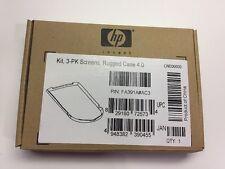 FA391A#AC3 HP Kit, 3-PK Screens, Rugged Case 4.0