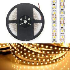 5M 300 LEDs 2835 SMD LED Leiste Strip Band Streifen Stripes Lichtband IP65 12V