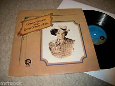 CONNIE FRANCIS- SINGS GREAT COUNTRY HITS VINYL ALBUM