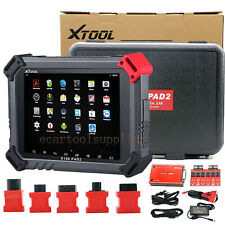 XTOOL X100 PAD2 PIN Code Reader Airbag TPMS ABS EPB A/T Diagnostic Program Tool