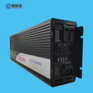 3000W Off-grid Inverter With Charger Electrical Protection And Monitoring
