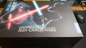 Lenovo Jedi Challenge Kit Game - Lightsaber VR Helmet - Open Box iphone Only