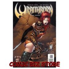 WRAITHBORN #2 (2005) 1ST PRINTING BAGGED & BOARDED WILDSTORM COMICS