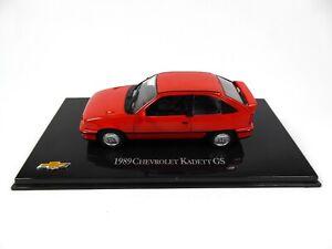 Chevrolet (Opel) Kadett GS 1989 - 1:43 Diecast Model Car General Motors CH58