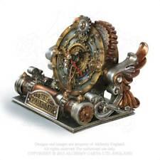 Alchemy - Steampunk - Time Chronambulator - Desk Clock