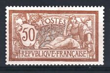 """FRANCE STAMP TIMBRE N° 120 """" TYPE MERSON 50c  BRUN ET GRIS """" NEUF xx LUXE  R717"""