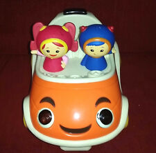 Mattel Nickelodeon Team Umizoomi RC Car Come & Get Us Umicar 2011 NO REMOTE