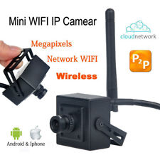 Wireless WiFi 1080*720P Net P2P IP CCTV HD Camera Security Onvif MINI RTSP 3.6mm