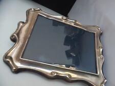 vintage silver photo frames