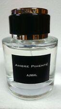 Ambre Pimenté Eau de Parfum by Ajmal 100ml / NEW SEALED / SPECIAL PRICE