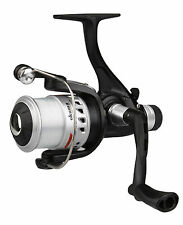 OKUMA ELECTRON REAR DRAG FIXED SPOOL REEL ELR-140 MATCH COARSE CARP SPIN BARBEL