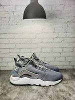 Nike Womens Air Huarache Ultra Run Gray Running 819151-003 Shoes Size 9