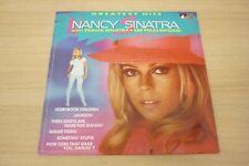Nancy Sinatra with Frank Sinatra & Lee Hazelwood Greatest Hits. Rare PLAT 3903