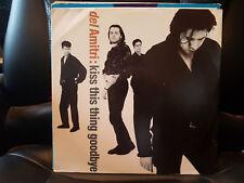 "Del Amitri – Kiss This Thing Goodbye (AMY551) 1990 (12"" Single)"
