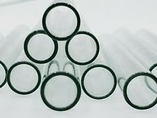 4 Long 12 Pieces Glass Tubes 1mm Thick Wall Both Ends Open Packed With Care