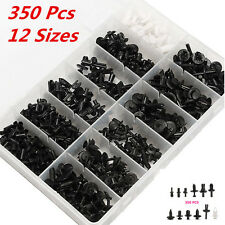 350Pcs New Car Push Retainer Pin Rivet Trim Clip Panel Moulding Assortments Kit