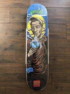 Santa Cruz 30 Fk#n Years Marfaing Atom Man Spoof Skateboard