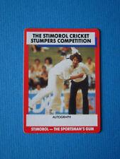 Set Australia National Cricket Trading Cards