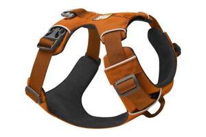 Ruffwear Front Range Dog Harness 30502/815 Campfire Orange NEW