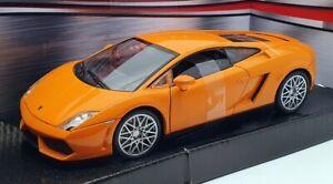 Motormax 1/24 Scale Model Car 73362 - Lamborghini Gallardo LP560-4 - Orange