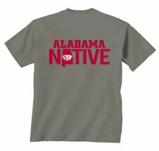 New World Graphics UA Alabama Native Comfort Color Short Sleeve T-shirt