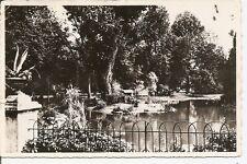 France - Vichy - Un coin des nouveaux parcs. Vintage Real Photo Post Card