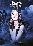 Buffy the Vampire Slayer - Season 1 (DVD, 3-Disc Set, Sensormatic; Widescreen)