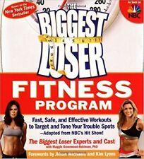 Biggest Loser Fitness Program: Fast Safe+Effective Workouts to Target Hardcover