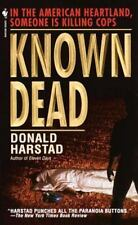Known Dead by Donald Harstad Paperback Book