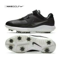 Nike Vapor Pro Boa Golf Shoes Black/White Size 11.5 Brand New (Aq1790-001)