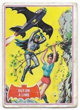 1966 Batman Red Bat (13A) Out On A Limb